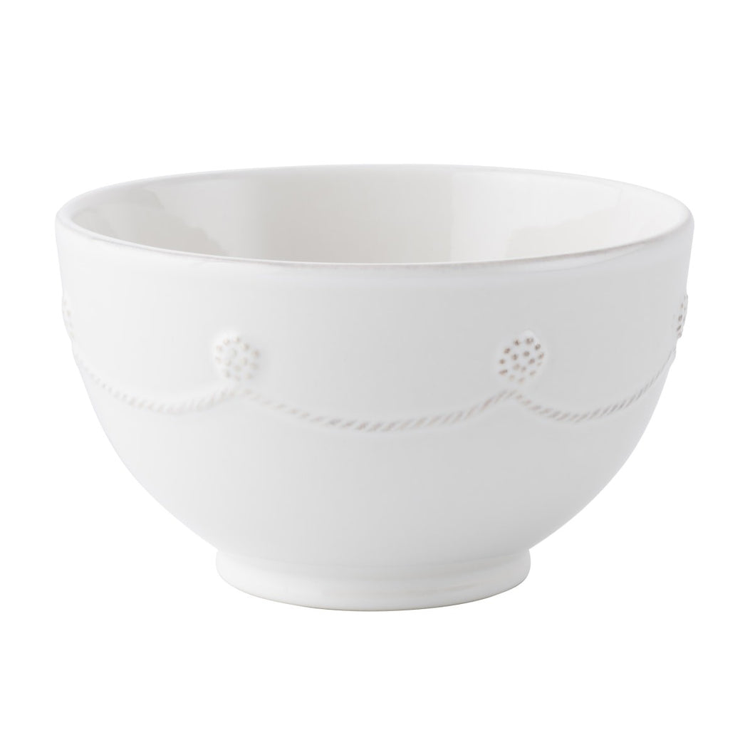 Berry & Thread Whitewash Cereal/Ice Cream Bowl - By Juliska