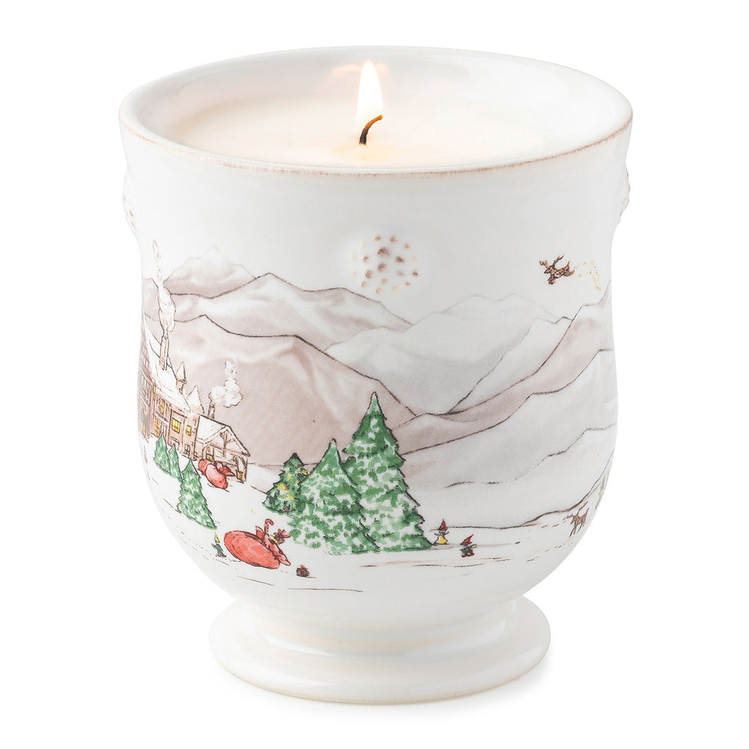 Berry & Thread North Pole Scented Candle - By Juliska