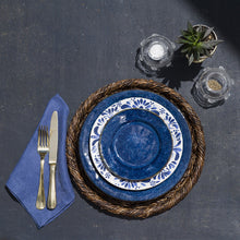 Load image into Gallery viewer, Puro Dappled Cobalt Dinner Plate - By Juliska
