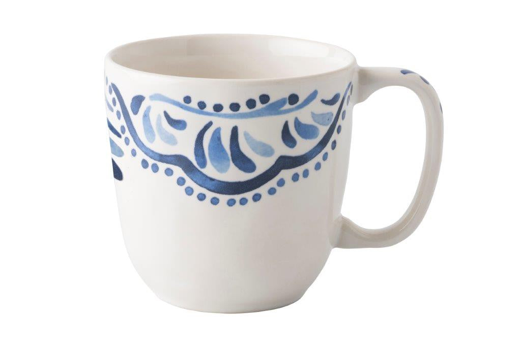 Iberian Journey Indigo Cofftea Cup - By Juliska