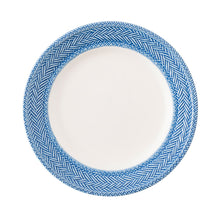 Load image into Gallery viewer, Le Panier White/Delft Dessert/Salad Plate - By Juliska