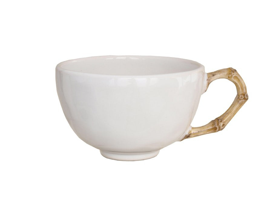 Classic Bamboo Natural Tea/Coffee Cup - By Juliska
