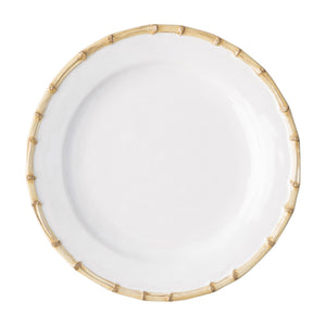Classic Bamboo Natural Platter/Charger Plate - By Juliska