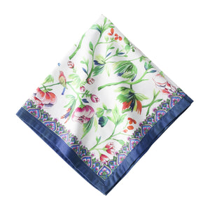 Lalana Floral Multi Napkin - By Juliska