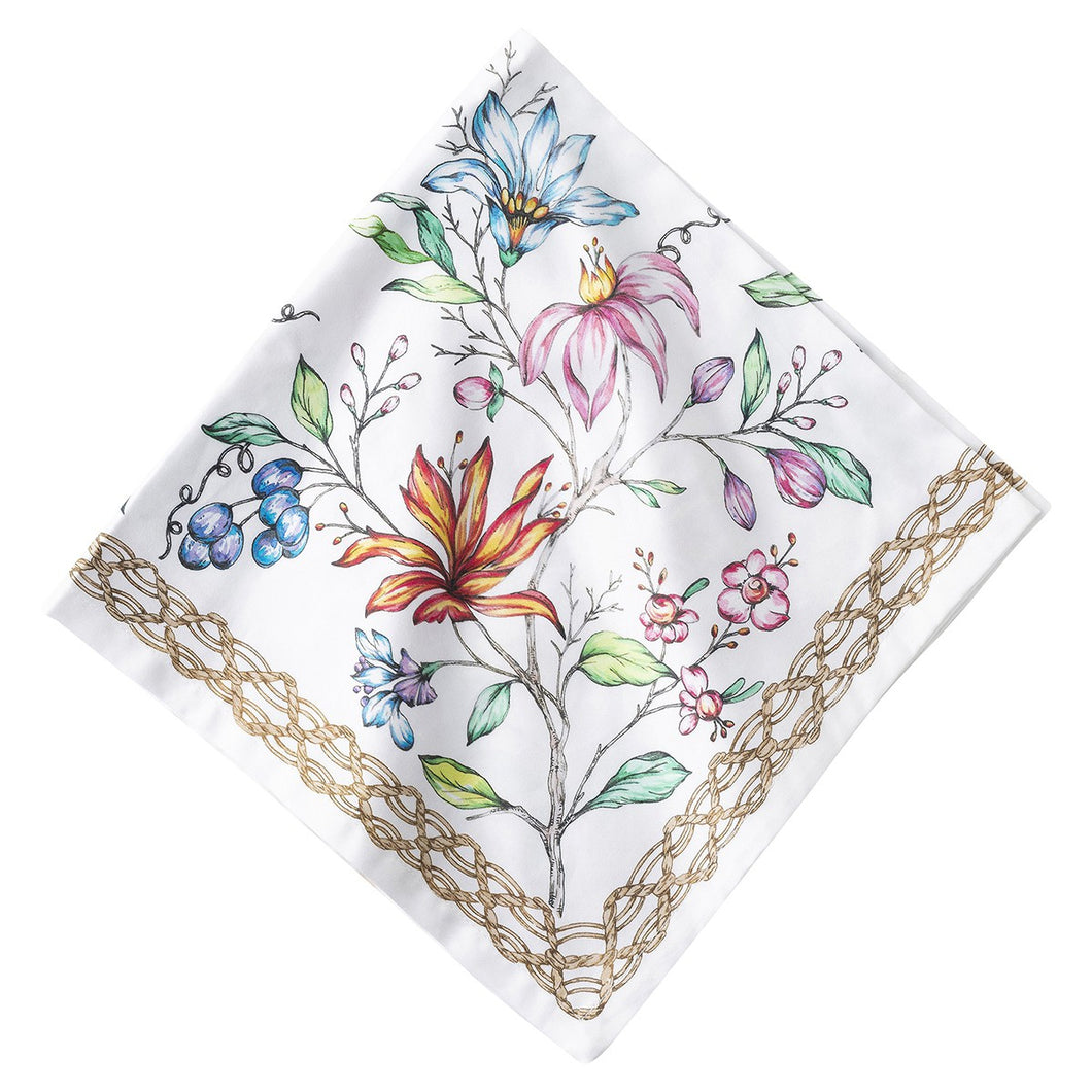 Floretta Napkin - By Juliska