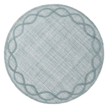 Load image into Gallery viewer, Tuileries Garden Ice Blue Placemat - By Juliska