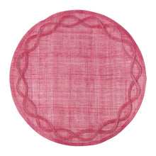 Load image into Gallery viewer, Tuileries Garden Pink Placemat - By Juliska