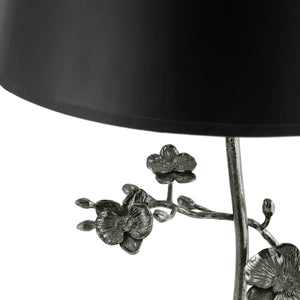 Black Orchid Table Lamp - By Michael Aram