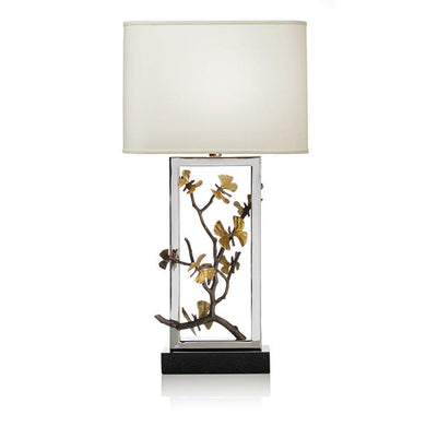 Butterfly Ginkgo Table Lamp - By Michael Aram