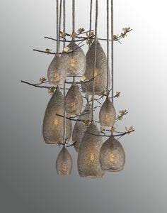 Cocoon Pendant Lamp Large - By Michael Aram