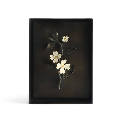 Dogwood Shadow Box - By Michael Aram