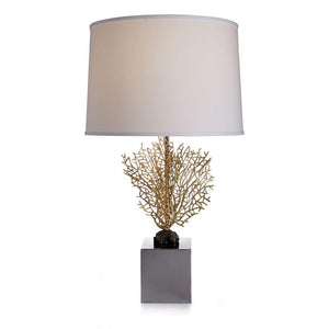 Fan Coral Table Lamp - By Michael Aram