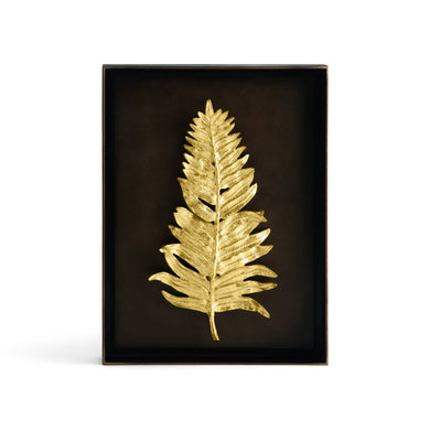 Fern Wall Shadow Box - By Michael Aram