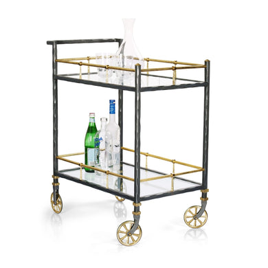 Forged Bar Cart - By Michael Aram