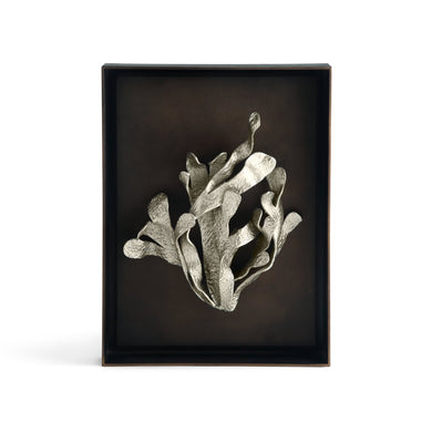Kelp Shadow Box - Aqnk - By Michael Aram