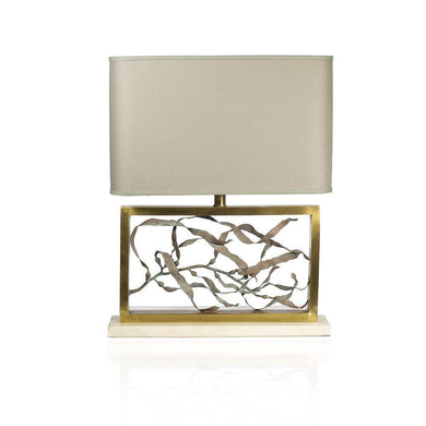 Kelp Table Lamp - By Michael Aram