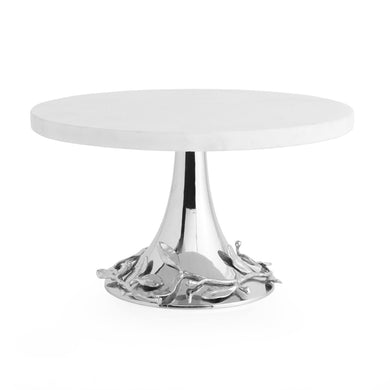 Laurel Cake Stand - By Michael Aram