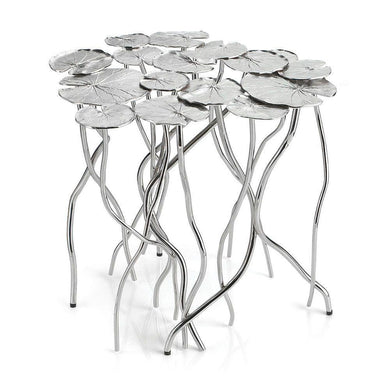 Lily Pad Side Table Np - By Michael Aram