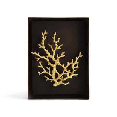Ocean Coral Shadow Box - By Michael Aram