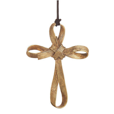 Palm Cross Ornament - By Michael Aram
