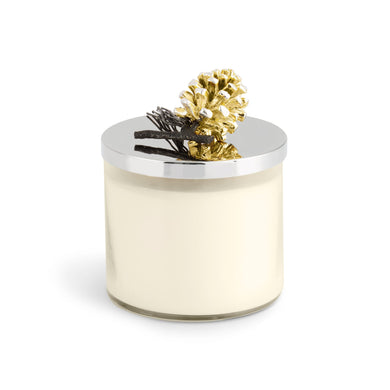Pine Cone Candle - By Michael Aram