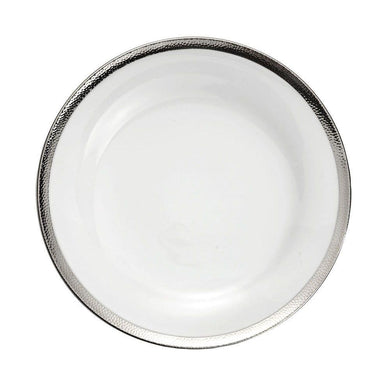 Silversmith Dinner Plate - By Michael Aram