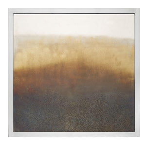 Torched Square Wall Art (500) - By Michael Aram