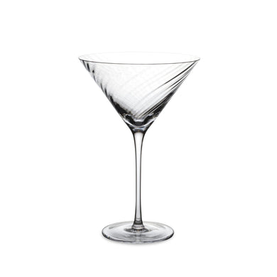Twist Diamond Martini Glass - By Michael Aram