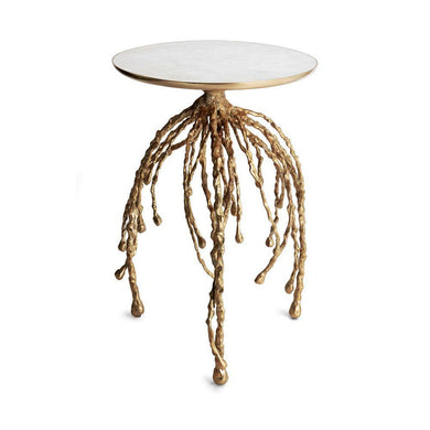 Water Hyacinth Accent Table - By Michael Aram
