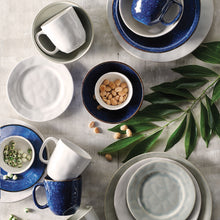 Load image into Gallery viewer, Puro Whitewash 4pc Place Setting (KS01/10, KS02/10, KS07/10, KS08/10) - By Juliska