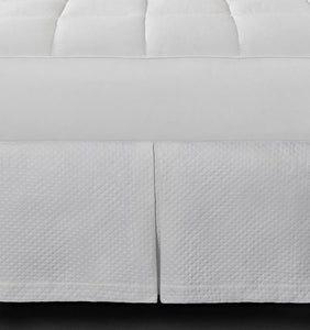 Cal King Dust Ruffle 72X84X21 - Bari Collection - By Sferra