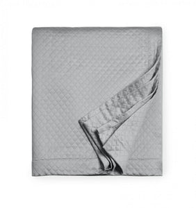 King/Cal King Blanket Cover 114X100 - Bari Collection - By Sferra
