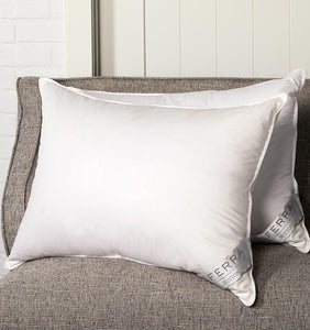 King Pillow 20X36 28 Oz Firm - Buxton Collection - By Sferra
