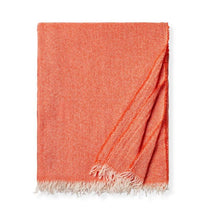 Load image into Gallery viewer, Fringed Throw 50X70 - Ciarra Collection - By Sferra