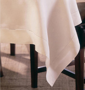 Round Tablecloth 106X0 - Classico Collection - By Sferra
