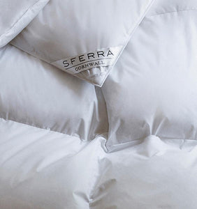 King Duvet 108X94 60 Oz Heavy - Cornwall Collection - By Sferra