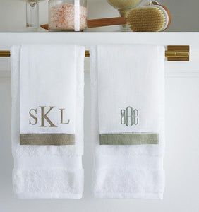 Tip Towel 14X20 Set Of 2 - Filo Collection - By Sferra