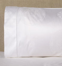 Load image into Gallery viewer, King Pillowcase 22X42 - Giza Medallion Collection - By Sferra