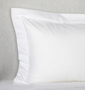 Standard Pillowsham 21X26 - Giza Percale Collection - By Sferra