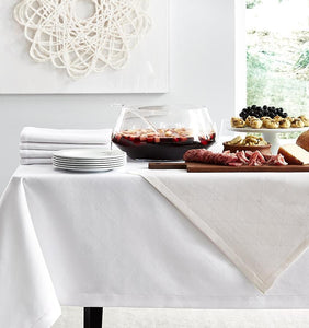 Oblong Tablecloth 70X126 - Juliet Collection - By Sferra