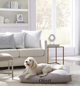 Small Dog Bed 21X26X5 - Lettino Collection - By Sferra