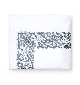 Full/Queen Duvet Cover 88X92 - Saxon Collection - By Sferra