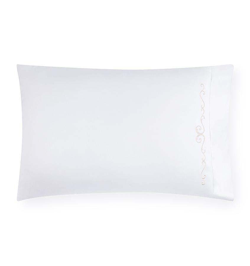 Standard Pillowcases Pair 22X33 - Severina Collection - By Sferra