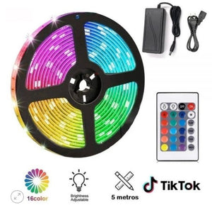 Cinta de Luces LED 5M RGB