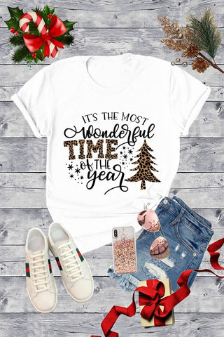 It's the Most Wonderful Time of the Year! Graphic Tee