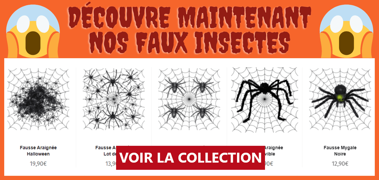 Faux Insectes