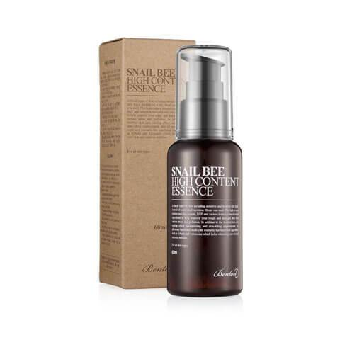 Benton Snail Bee High Content Essence Best Korean Beauty Skincare at Nudie Glow in Australia