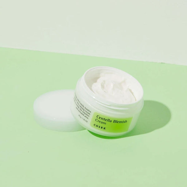 COSRX Centella Blemish Cream Nudie Glow Korean Skin Care Australia