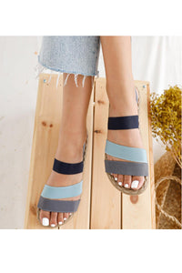 Women's Multi-color Summer Sandals
