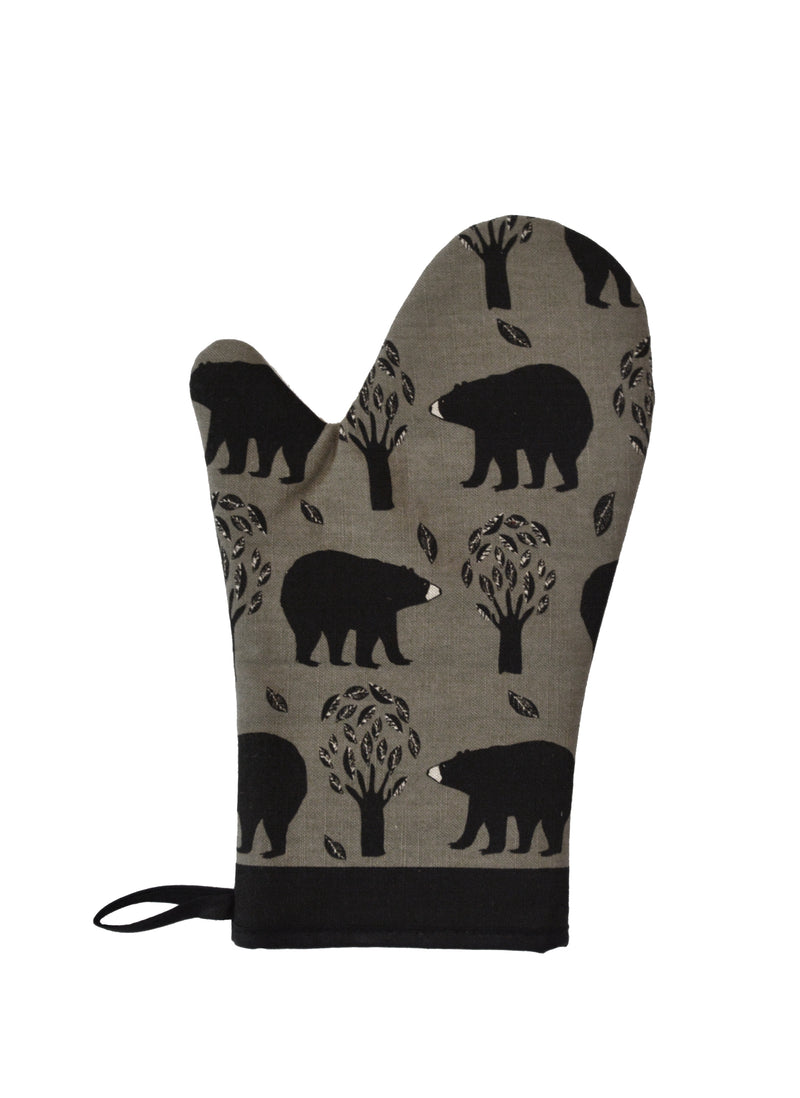 Oven Mitts Bears